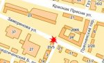 В центре Москвы взорван автомобиль