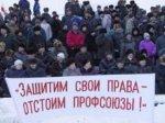 Белорусские шахтеры приостановили акции протеста