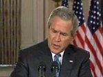 Буш признал, что американцы устали от войны в Ираке, но пригрозил повторением 11 сентября