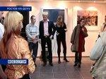 В Ростовском музее современного искусства открылась выставка 'Страсти по Юлиану и Григорию'