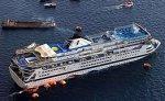 Греческая прокуратура обвинила в халатности экипаж затонувшего лайнера