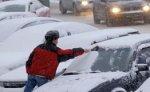 Сильный снег будет идти в Москве весь день