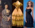 Метаморфозы женского платья