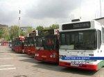 Для дачников организовали 26 дополнительных автобусных маршрутов