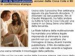 Итальянцы потребовали вырезать из кино пьющего колу Иисуса