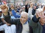 Киргизская оппозиция начала массовые акции протеста