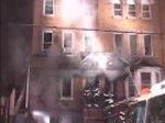 При пожаре в нью-йоркской 17-этажке пострадали более 50 человек