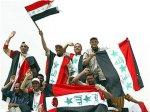 Иракцы устроили массовые демонстрации в годовщину падения Багдада