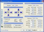 PowerStrip: 3.74: тонкая настройка видеокарты