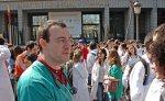 В Испании забастовали участковые врачи