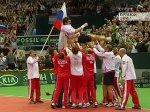 Россия с огромным отрывом лидирует в рейтинге Кубка Дэвиса