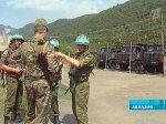 В Грузии ограблен штаб миротворцев