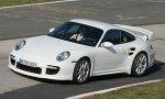 Porsche GT2 снял камуфляж на Нюрбургринге