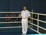 Открытие ежегодного турнира по боксу.