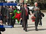 Участники 'Вахты памяти' посетили места боевой славы на линии бывшего Миус-фронта