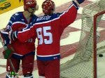 Сборная России по хоккею занимает пятое место в мировом рейтинге