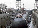 Поврежденная американская подлодка покинула Персидский залив