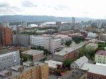 В Красноярске захвачена заложница