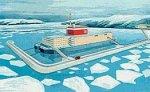 Россия начала строительство серии плавучих АЭС