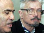 Каспаров и Лимонов задержаны на Пушкинской площади