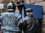 """На Бульварном кольце произошли столкновения между """"несогласными"""" и ОМОНом"""