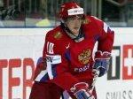 Российские хоккеисты обыграли Швейцарию в контрольном матче