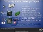 IDF Spring 2007: первые подробности о чипсетах Intel Eaglelake