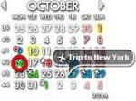 Rainlendar 2.1: бесплатный календарь