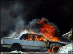 При взрыве автомобиля в Афганистане ранен шведский солдат