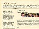 Эстонские островитяне завели один блог на всех