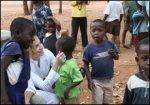 Мадонна все-таки прилетела в Африку