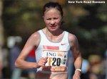 Лидия Григорьева выиграла бостонский марафон