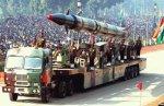 Индия разрабатывает межконтинентальную баллистическую ракету