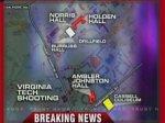 В кампусе Вирджинского политехнического института погибли 33 человека