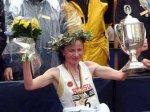 Россиянка выиграла 111-й бостонский марафон