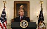Джордж Буш приказал приспустить флаги