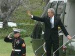 Буш призвал американцев помолиться за погибших студентов