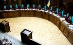 Конституционный суд Украины рассмотрит законность роспуска парламента