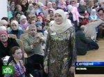 Мусульманская мода строго соответствует канону