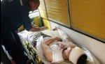 На Камчатке перевернулся пассажирский автобус