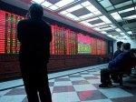 Акции китайских компаний резко подешевели
