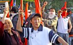 Кризис в Киргизии может перерасти в революцию - политолог