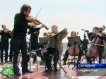 Музыканты почтили память первого президента