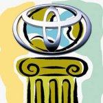 Toyota с легкостью обошла конкурентов