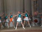 Выступление танцевального коллектива Любови Гвозденко