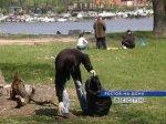 На Зеленом острове уберут 'чисто по-ростовски'