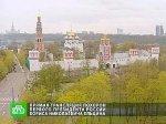 Новодевичье кладбище открылось после похорон Ельцина