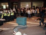 В результате беспорядков в Таллине пострадали как минимум 16 человек