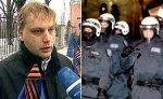"""В Таллине арестован один из лидеров организации """"Ночной дозор"""""""