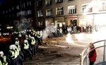 За ночь в Таллине арестованы 500 человек, из них более 100 подростков